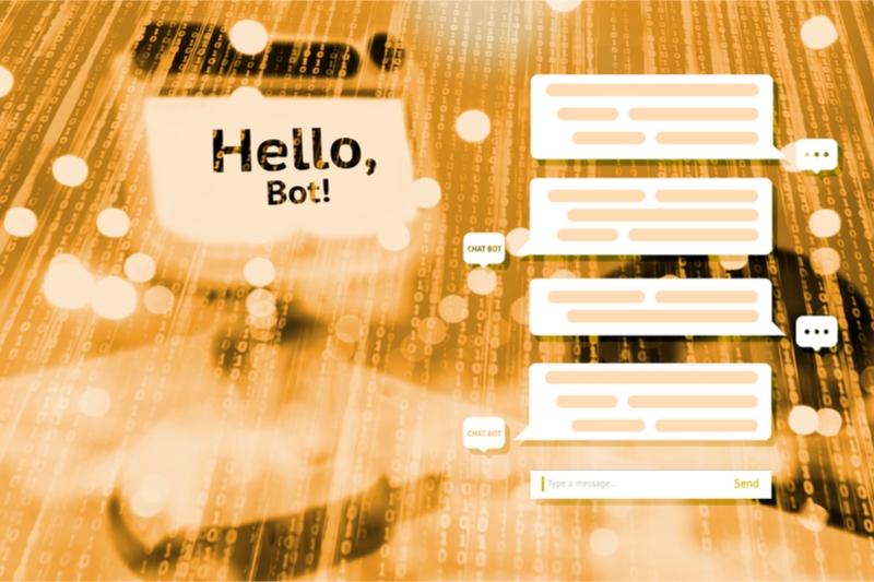 Test vår nye chatbot!