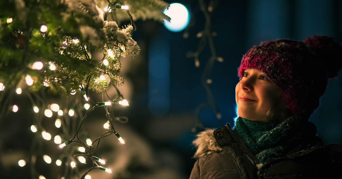 6 gode råd om utendørs belysning